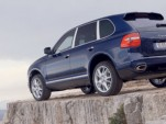 Hybrid Porsche Cayenne to average 26.8MPG