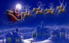 Spy Photo: Santa's Sleigh Goes Hybrid