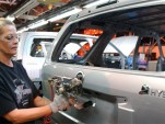Hybrid SUV production at Kansas City plant