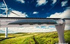 Elon Musk Proposes Hyperloop Test Track In Texas