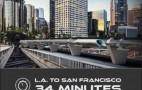 Believe The Hype: California Will Get Hyperloop Test Track