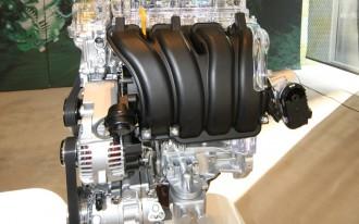 Details: Hyundai's brand new 2.4-liter four-cylinder engine