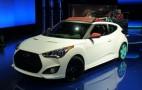 Hyundai Veloster C3 Roll Top Concept: LA Auto Show Live Photos
