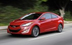 2013 Hyundai Elantra Coupe Revealed At Chicago Auto Show