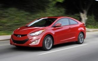 2013 Hyundai Elantra Coupe Revealed At Chicago Auto Show