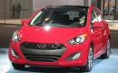 2013 Hyundai Elantra GT, Chicago Auto Show, Feb 2012