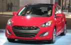 2013 Hyundai Elantra GT Live Photos: 2012 Chicago Auto Show