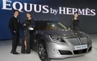 Hyundai Rolls Out Luxurious Equus By Hermès Study
