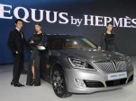 Hyundai Equus by Herms concept, 2013 Seoul Motor Show