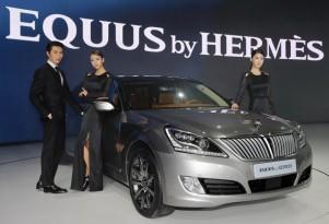Hyundai Equus by Hermès concept, 2013 Seoul Motor Show
