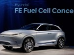 Hyundai FE Fuel Cell Concept previews hydrogen-powered SUV coming in 2018