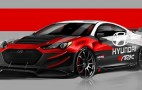 ARK Performance Building Track-Ready Hyundai Genesis Coupe For SEMA