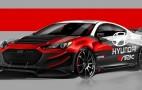 ARK Performance Building Track-Ready Hyundai Genesis Coupe For SEMA