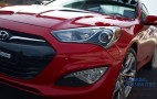 2013 Hyundai Genesis Coupe Previewed In Official Teasers