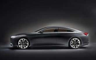 Hyundai HCD-14 Genesis Concept: High Tech, High Design