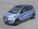 Hyundai To Debut i10 Electric and ix-Metro Hybrid Vehicles at Frankfurt Motor Show