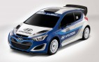 Hyundai To Return To WRC With i20 Rally Car