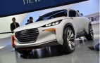 Hyundai Intrado Fuel Cell Concept: Live Photos From Geneva