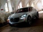 Hyundai Intrado concept, 2014 Geneva Motor Show