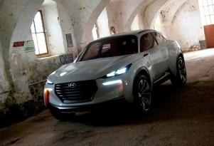 Hyundai Intrado Concept Previews Next-Gen Fuel Cells At Geneva