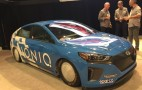 Hyundai Ioniq Hybrid sets new Land Speed Record