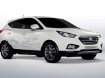 Hyundai ix35 Fuell Cell Vehicle