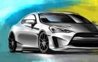 Hyundai And ARK Performance Bringing Legato Concept To SEMA