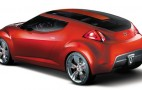 Hyundai may replace Tiburon with Veloster-based coupe