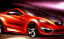 Hyundai prepping RWD Genesis Coupe for L.A. Show