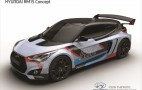 Hyundai Unveils Second Veloster-Based Mid-Engine Concept
