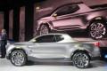 Hyundai Santa Cruz Crossover Truck Concept, 2015 Detroit Auto Show