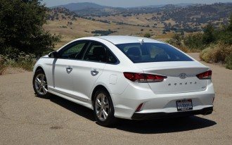 2018 Hyundai Sonata first drive: Finally looking the part
