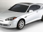 Hyundai Tiburon to be replaced by RWD coupe in '09