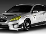 Hyundai to show custom Genesis Coupe at SEMA