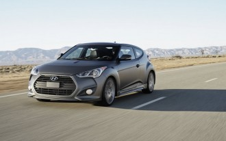 2013 Hyundai Veloster Turbo Priced From $22,725
