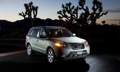2009 Hyundai Santa Fe Photos