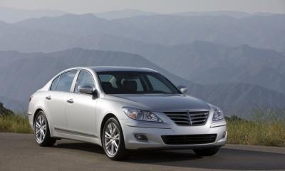 2010 Hyundai Genesis Photos