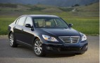 Hyundai Genesis Most Awarded Car Of 2009
