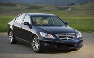 2009 Hyundai Genesis Drives To The Top Of J.D. Power's Heap
