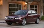 Hyundai Azera Recalled For Seatbelt/Airbag Malfunction
