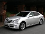 2011 Hyundai Equus (Korean-market vehicle)