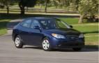 Driven: 2010 Hyundai Elantra Blue