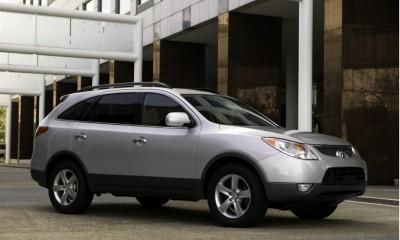 2010 Hyundai Veracruz Photos