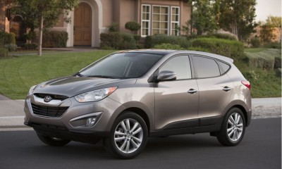 2010 Hyundai Tucson Photos