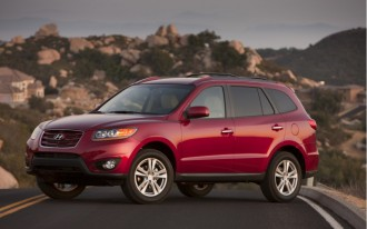 2011 Kia Sorento, 2010 Hyundai Santa Fe Recalled For Driveshaft Issue