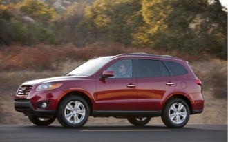 2010 Hyundai Santa Fe: Big Things, Small Things, All Things