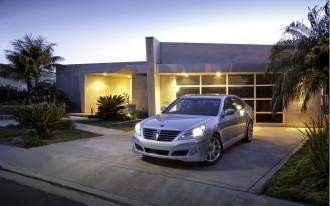 2009-2011 Hyundai Genesis, 2011 Hyundai Equus Recalled For Lighting Glitch