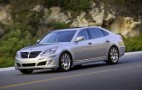 2011 Hyundai Equus: Third Drive