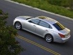 2011 Hyundai Equus: First Drive