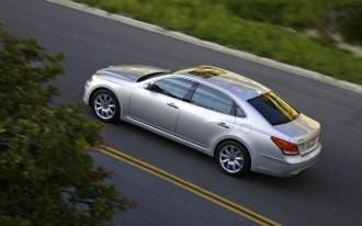 2011 Hyundai Equus: First Drive
